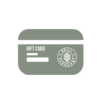 Grill Sergeant Gift Card!
