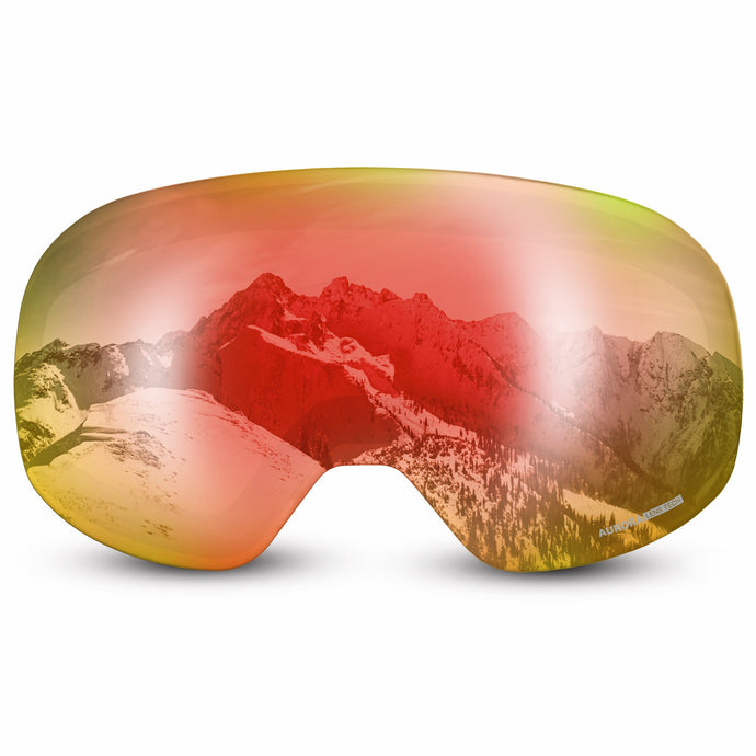 The Gecko replacement lens