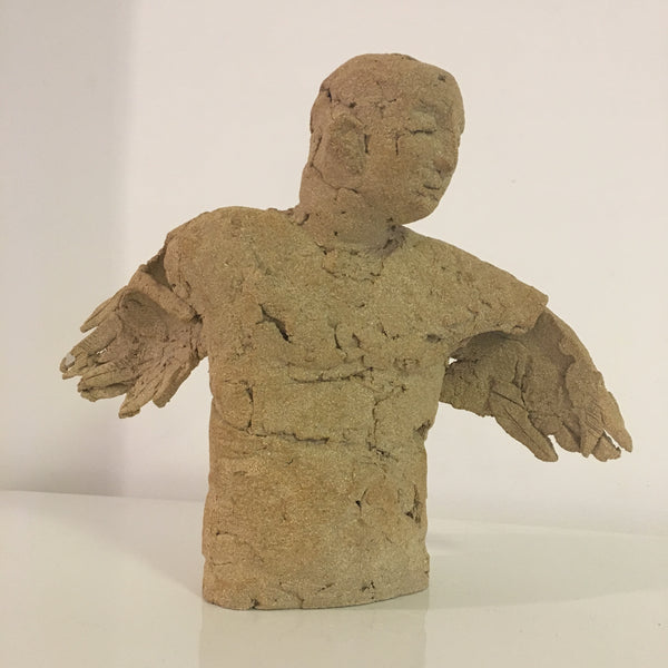 Male Angel Sculpture