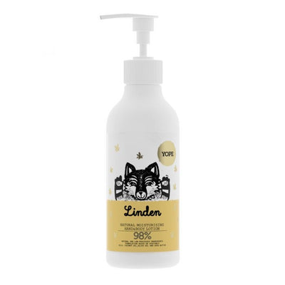 Yope organic Linden Hand And Body Lotion