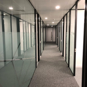 Glass Partition Profiles