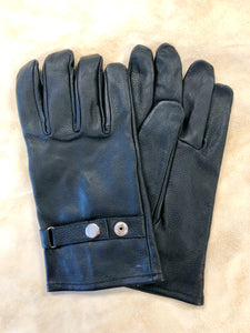 DEER SKIN GLOVES - MEN