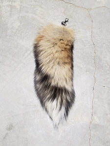FOXTAIL KEYCHAINS