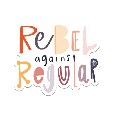 REBEL AGAINST REGULAR - swaygirls