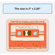 Load image into Gallery viewer, PSALM 95:1 | Sing For Joy Tape
