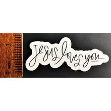 Load image into Gallery viewer, JESUS LOVES YOU - swaygirls