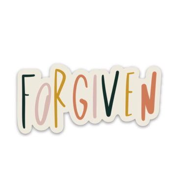 FORGIVEN | Multi-Colored