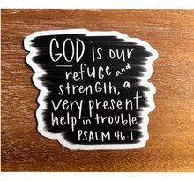 Load image into Gallery viewer, PSALM 46:1 | Refuge & Strength