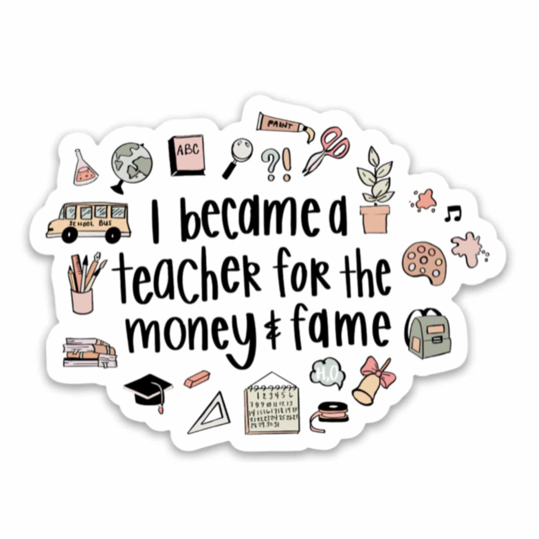 FUNNY TEACHER | Magnet