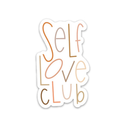 Self Love Club Sticker - swaygirls