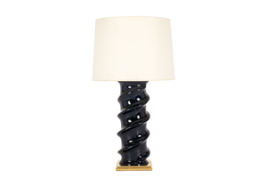 Amanda Lamp in Navy