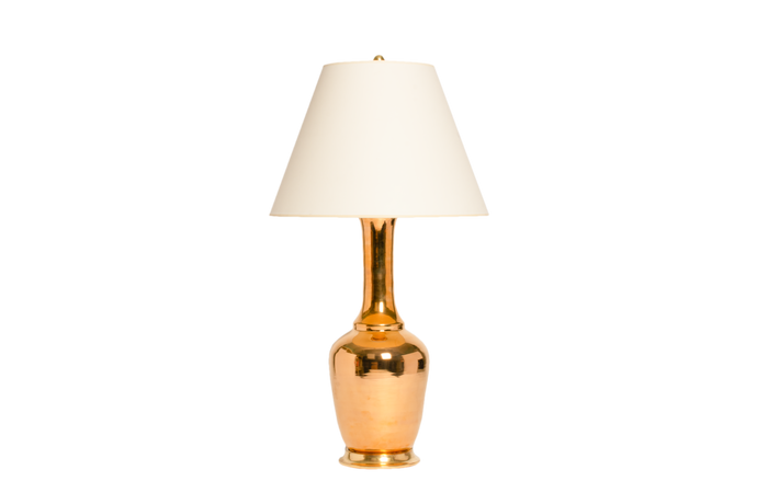 Alex Lamp in Gold Luster