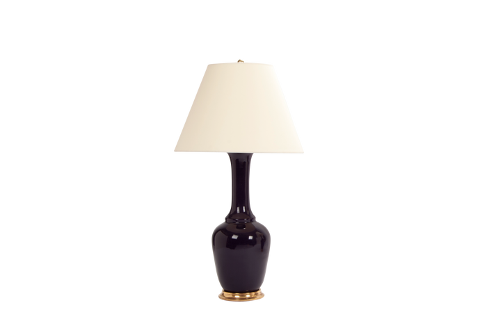 Alex Lamp in Purple