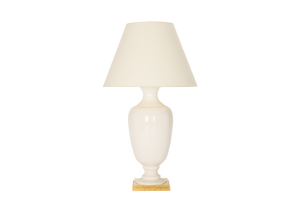 Ophelia Lamp in Blanc de Chine