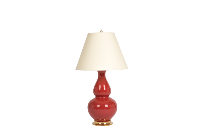 Aurora Lamp in Raspberry