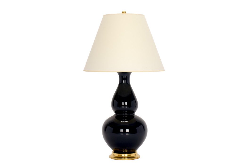 Aurora Lamp in Navy