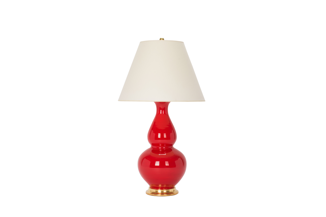 Aurora Lamp in Red
