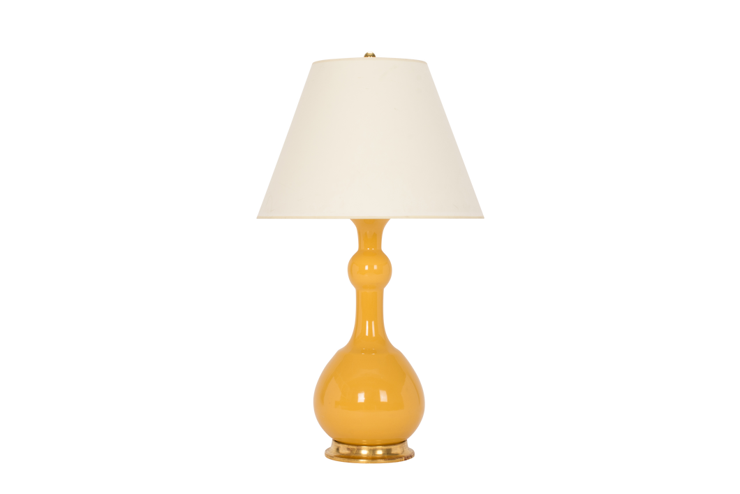 Cameron Lamp in Marigold