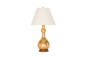 Cameron Lamp in Gold Luster