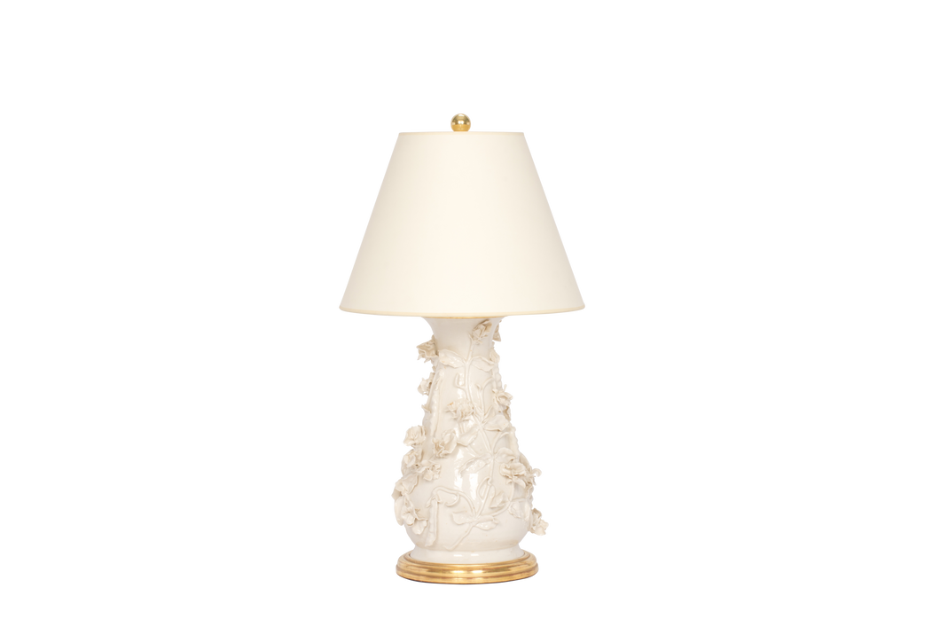 Clare Potter and Christopher Spitzmiller Louisa Lamp in Clear