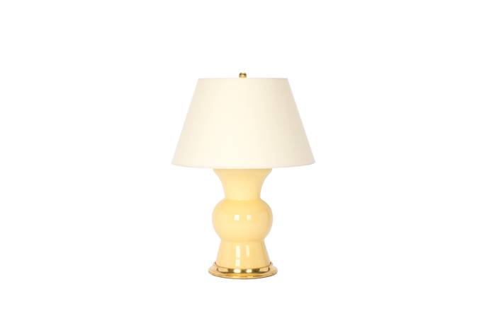 Gregory Lamp in Butter