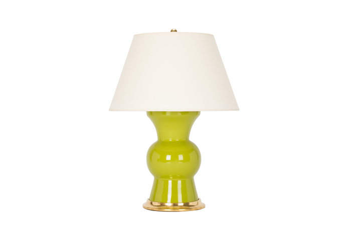 Gregory Lamp in Chartreuse
