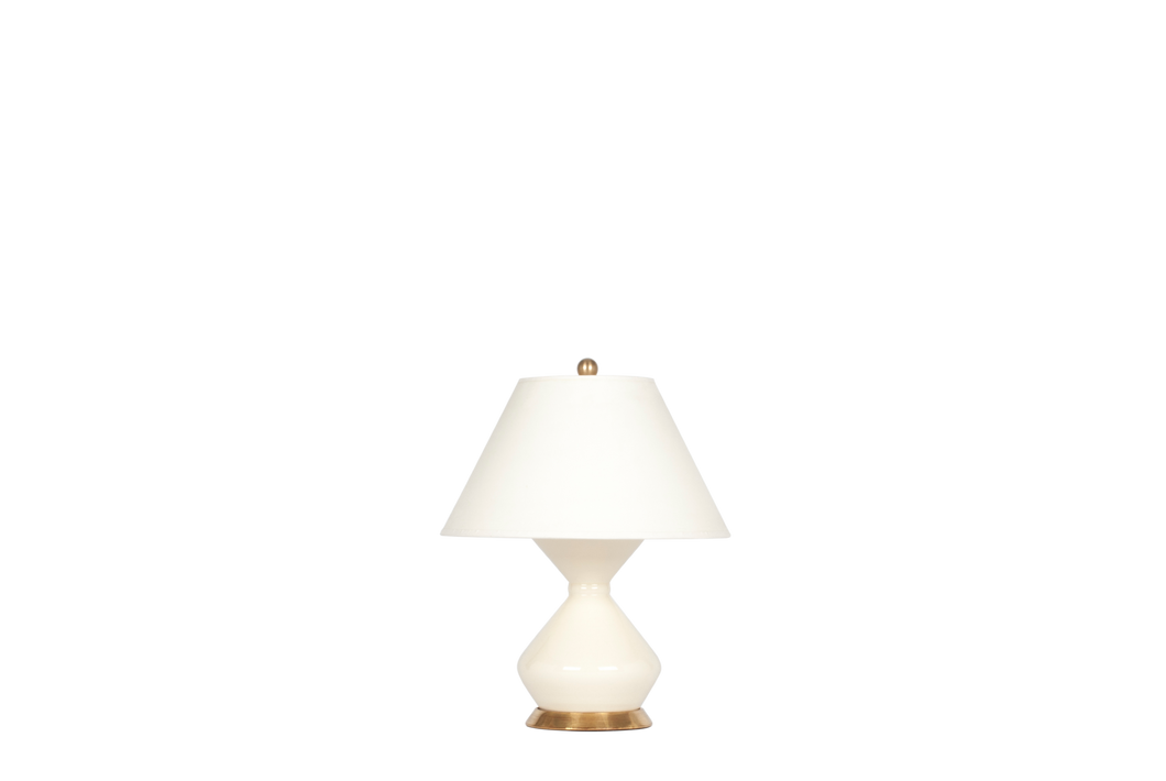 Hager Small Lamp in Clear
