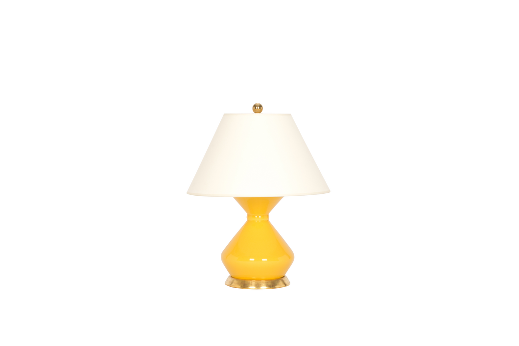Hager Small Lamp in Marigold