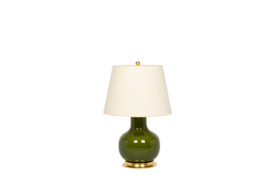William Medium Lamp in Spruce