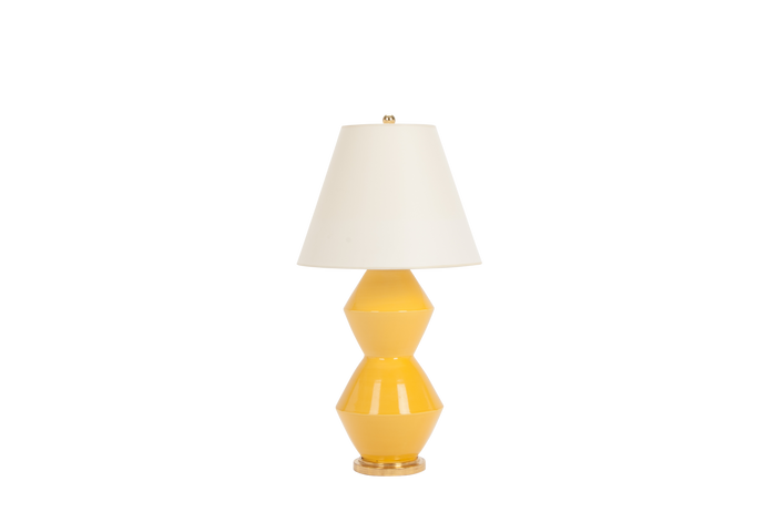 David Medium Lamp in Marigold
