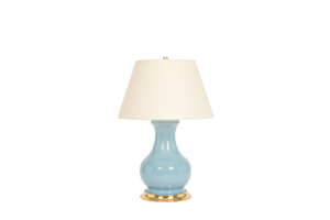 Hann Medium Lamp in Hydrangea