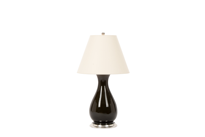 Louisa Medium Lamp in Olive