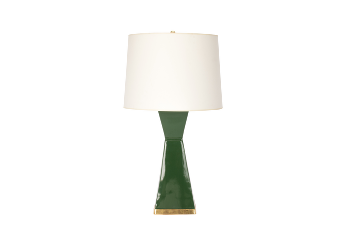Melissa Lamp in Dark Green