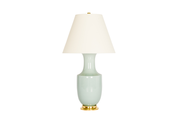 Ming Lamp in Duck Egg