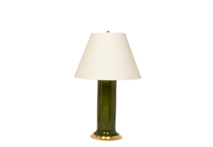 Patricia Large Lamp in Spruce