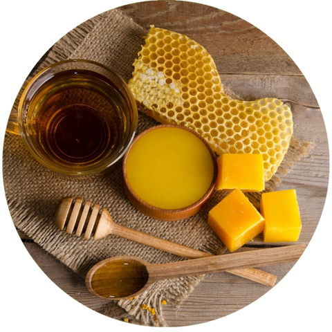 What are natural benefits of beeswax? Mastic Essential Oil Daytime Moisturizer Natural Sunscreen- Aromanthi Aromatherapy