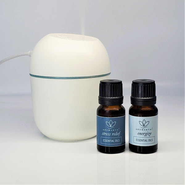 Essential Oil Bundle - Ang's Aid Aromatherapy