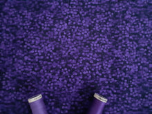 Load image into Gallery viewer, Berry Nice By P&B Textiles Lavender on a Purple Background 100% Cotton