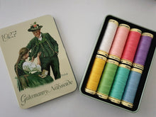 Load image into Gallery viewer, Gutermann Nostalgic Box '1927' Sew-All 8 x 100m Pastel Shades