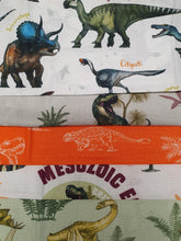 Load image into Gallery viewer, Age of the Dinosaurs Designs Fat Quarter Bundle  100% Cotton