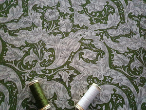 William Morris Bachelors Fern 100% Cotton
