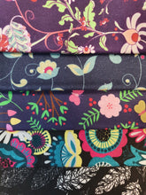 Load image into Gallery viewer, Hip Hop Floral Mix Fat Quarter Bundle  100% Cotton