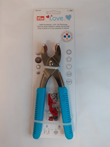 VARIO-pliers for non-sew products from the popular Prym Love collection