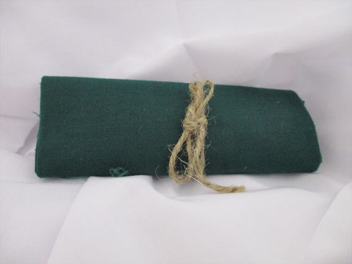 Plain Bottle Green 100% Cotton Fabric