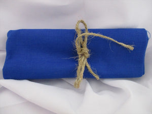 Plain Royal Blue 100% Cotton Fabric