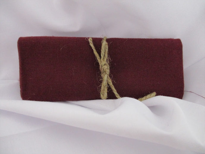 Plain Wine 100% Cotton Fabric