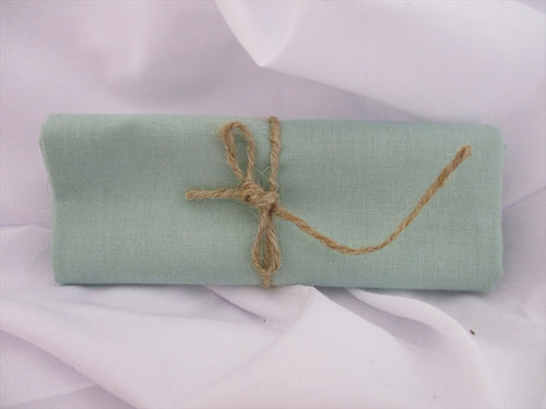 Plain Mint Green 100% Cotton Fabric
