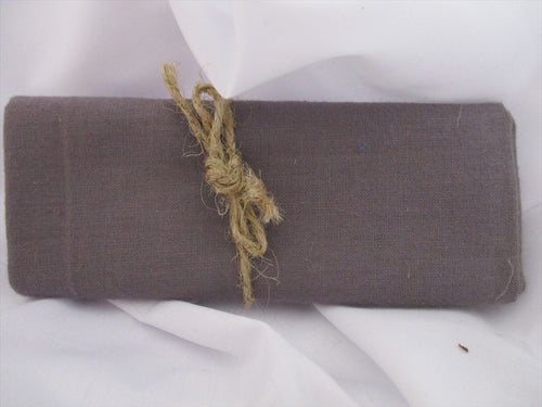 Plain Dark Grey 100% Cotton Fabric