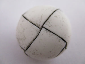 Vintage Style Football Buttons 20mm Diameter