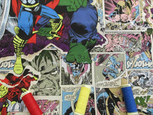 Load image into Gallery viewer, Break Out Smashing Marvel Multi 100% Cotton